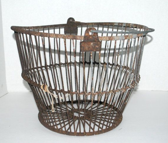 88 best images about clamming crabbing fishing on for Fish wire basket