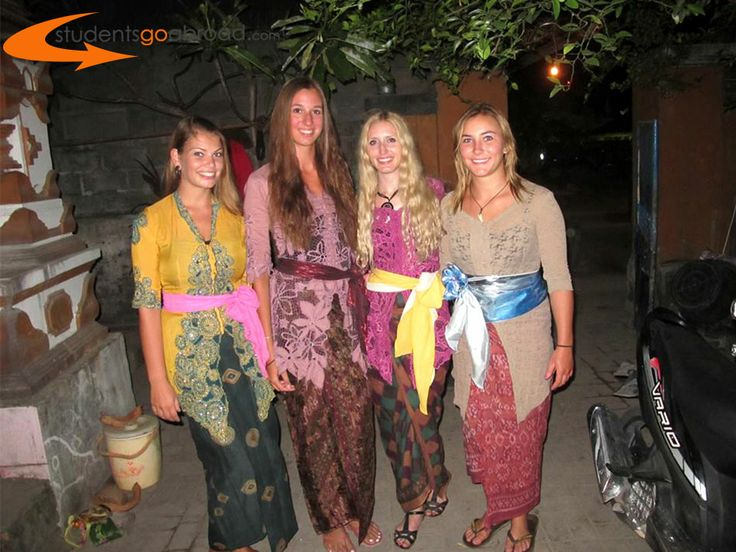 Traditional ceremony in #Bali