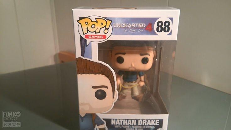 Unboxing del Funko Pop! de Nathan Drake (Uncharted)