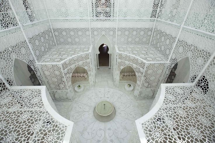 Spa Royal Mansour, amazing place !