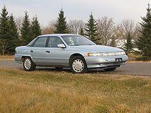 Ford Taurus (second generation) - Wikipedia