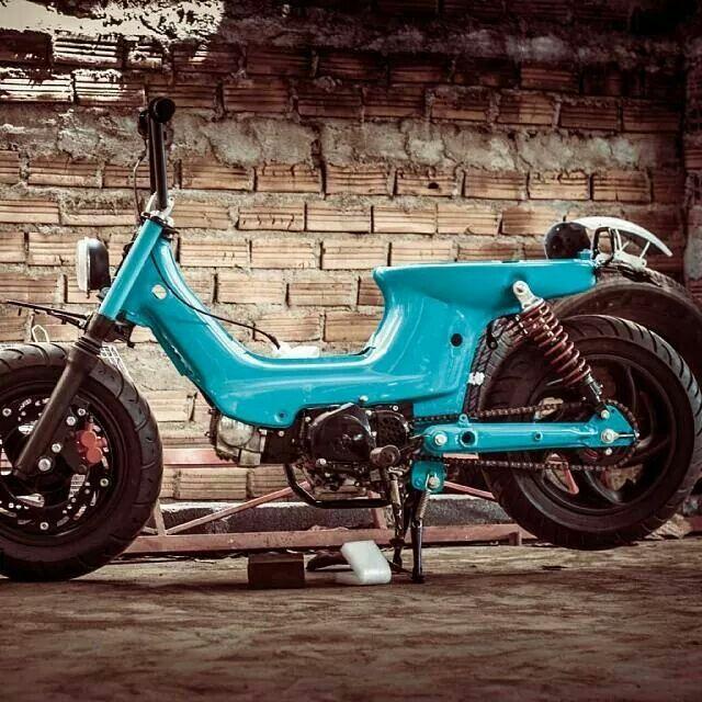 Honda chaly