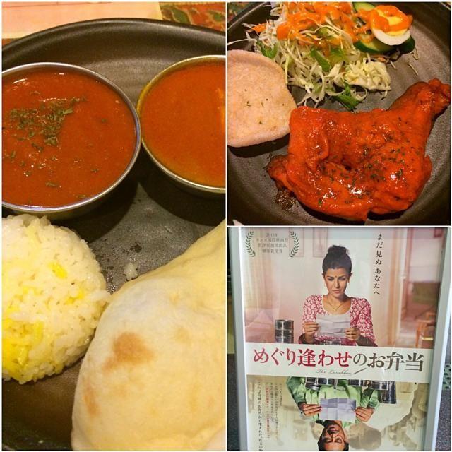 インド映画の帰りにやっぱりコレ‼︎ - 56件のもぐもぐ - 映画の流れからのインド料理‼︎ by Yoshinobu Nakagawa
