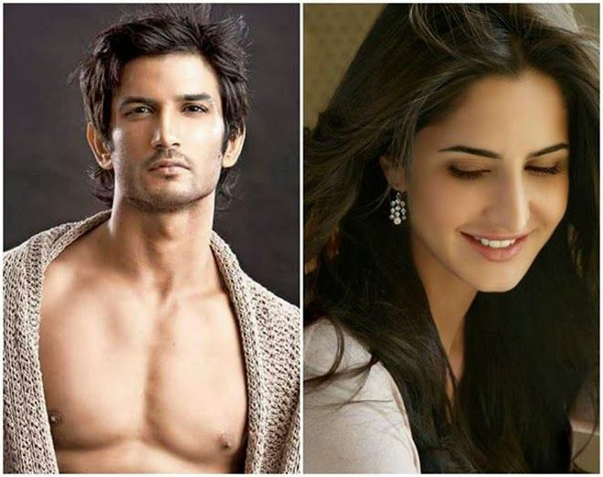 Katrina Kaif and Sushant Singh Rajput will work together in 'Fitoor Movie  http://news.moviemagik.in/2013/09/katrina-kaif-and-sushant-singh-rajput.html