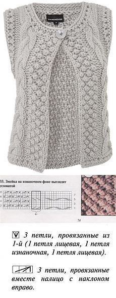 ВЯЗАНИЕ [] # # #Knitting |  Knittin