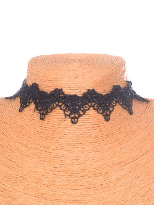 Vintage Velvet Hollow Out Choker #jewelry, #women, #men, #hats, #watches, #belts, #fashion