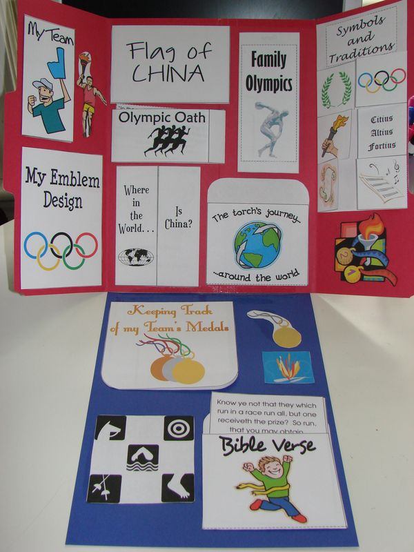 Olympics lapbook, excellent source of history of olympics info. Wouldn't it be cool if the olympics fell during the year you are studying Ancient Greece!