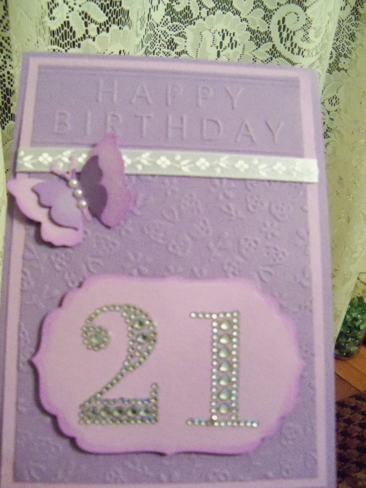 132 Best 21st Birthday Card Ideas Images On Pinterest Birthday