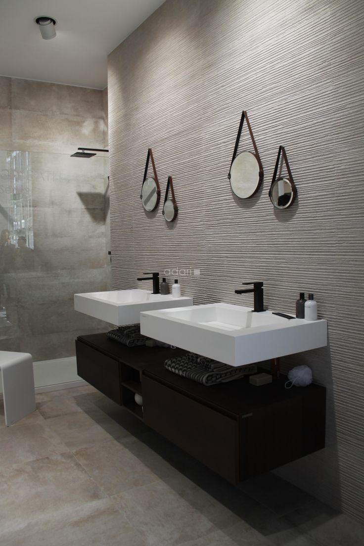 3d models bathroom accessories ceramic tiles venis artis - Venis Avenue Grey Seria Newport Realizacje Producent W Adari Importer P Ytek Porcelanosa Venis Graniti Fiandre Design Bathroombathroom Ideastile