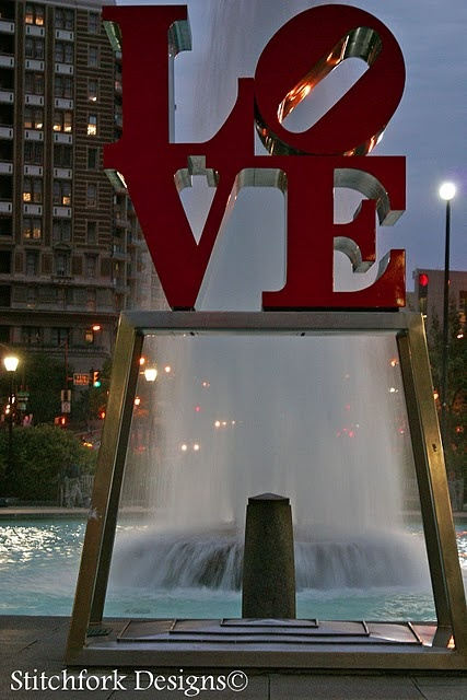 Philadelphia, the city of brotherly love