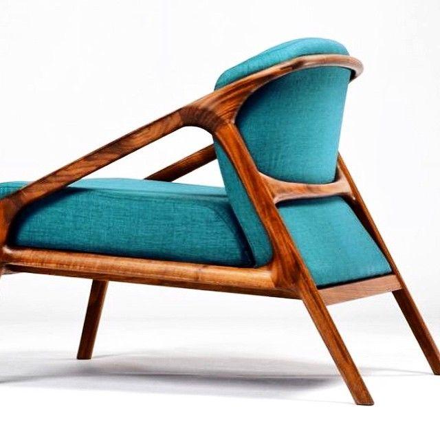Modern Wooden Chairs best 25+ wooden armchair ideas on pinterest | mid century modern