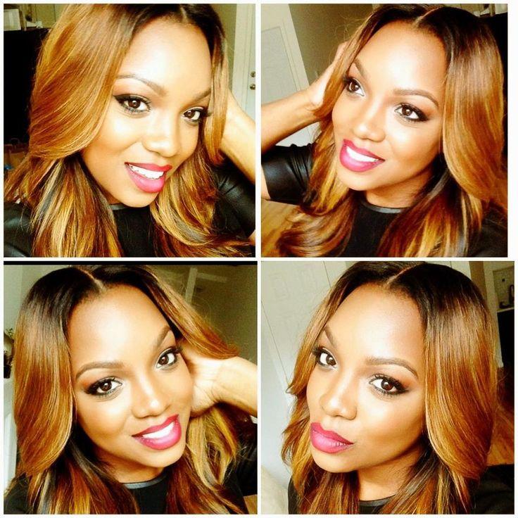 I love tiarra Monet! She is a great hair styles and yt beauty guru.