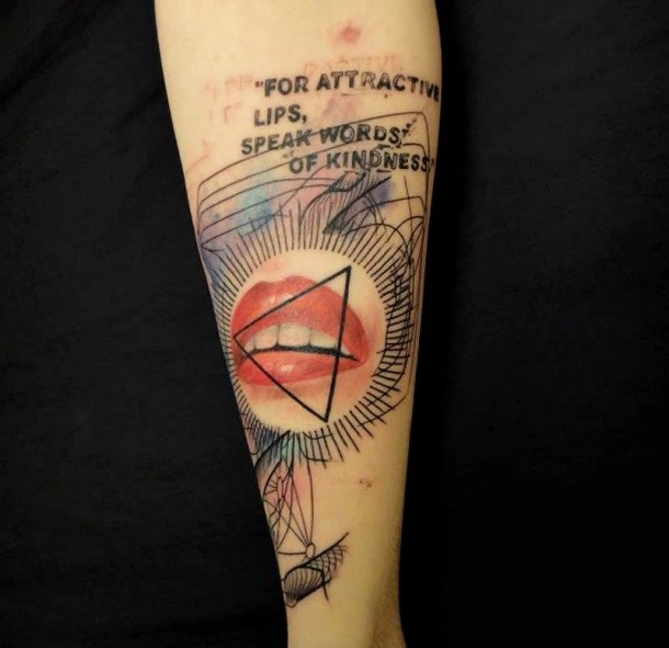 Different Photoshop Style Tattoo You Should Go For….