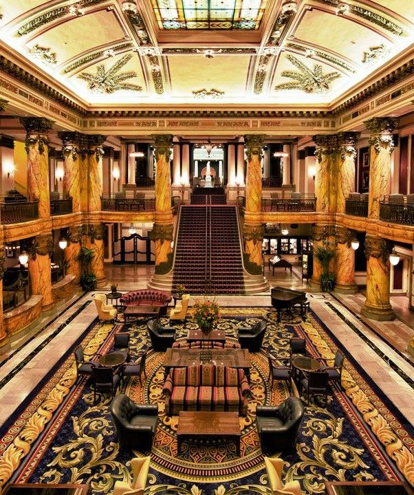 The Jefferson Hotel, Washington DC. Best Hotels in USA. Book Now! Plan your trip using TripHobo Trip Planner!