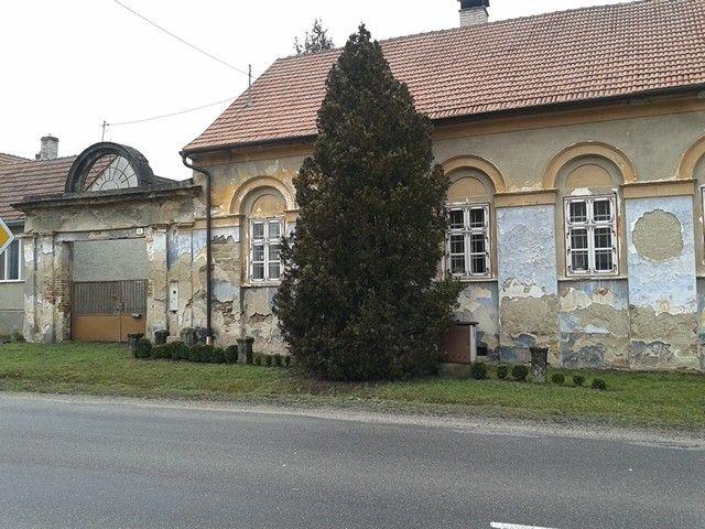 Slovakia, Sobotište, traditional architecture