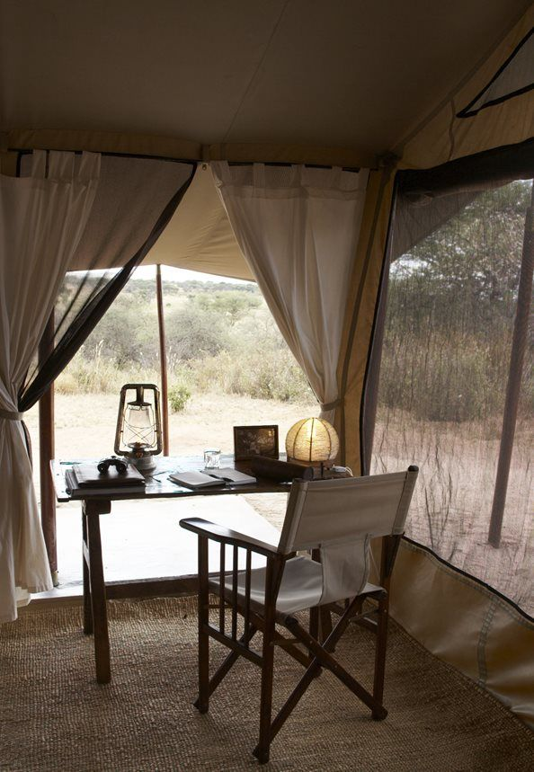 Tarangire | Tanzania Safari | Oliver's Camp | Asilia Africa