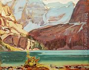 Lake O'Hara Rocky Mountains 1926  by James Edward Hervey MacDonald