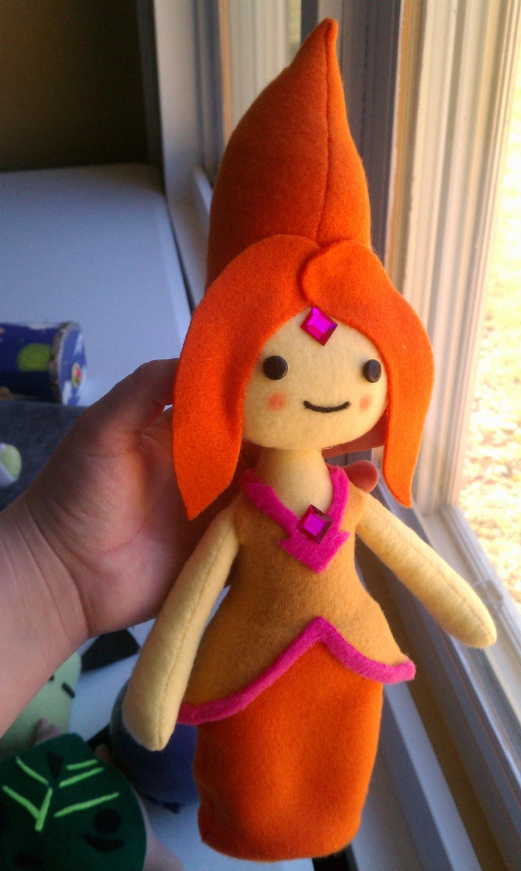 Adventure Time, Flame Princess