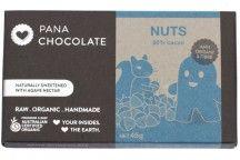Pana Chocolate. Nuts