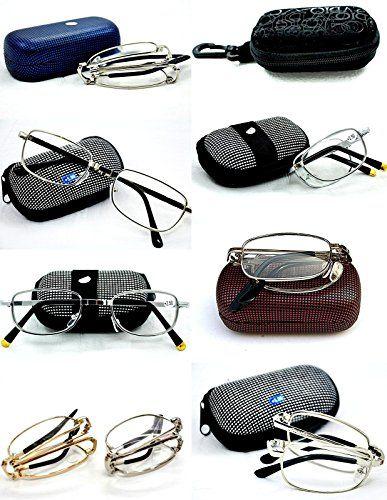 150 kr. 3 PAIRS MIX n MATCH Folding Metal Reading Glasses Gold or... https://www.amazon.co.uk/dp/B01LET66K8/ref=cm_sw_r_pi_dp_x_x0s8xb5KY4E0A