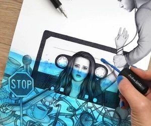 13 reasons why drawing