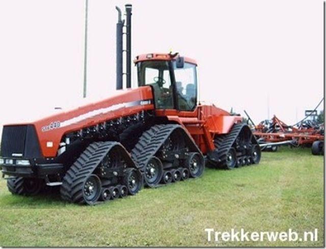 Case IH Tractor Wallpaper