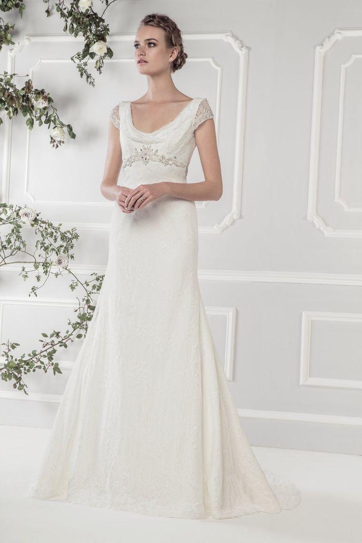 Ellis Bridals  Style 11417  Wedding dresses  Retro
