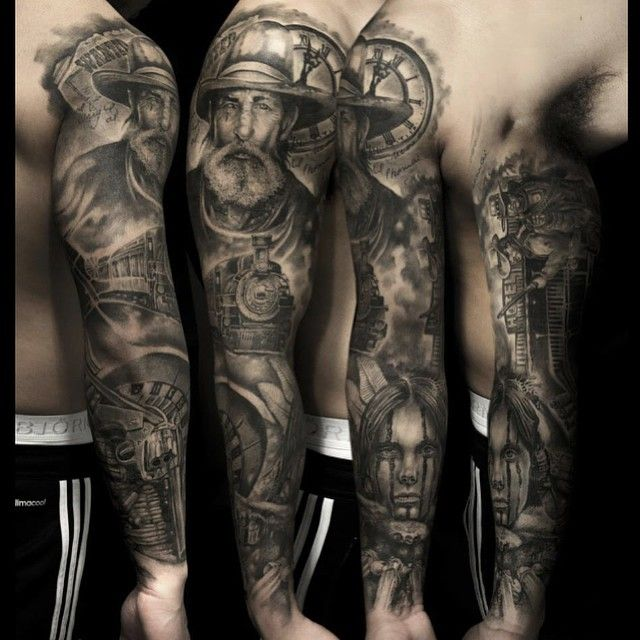 10 best cowboy tattoos images on pinterest cowboy for American outlaw tattoo