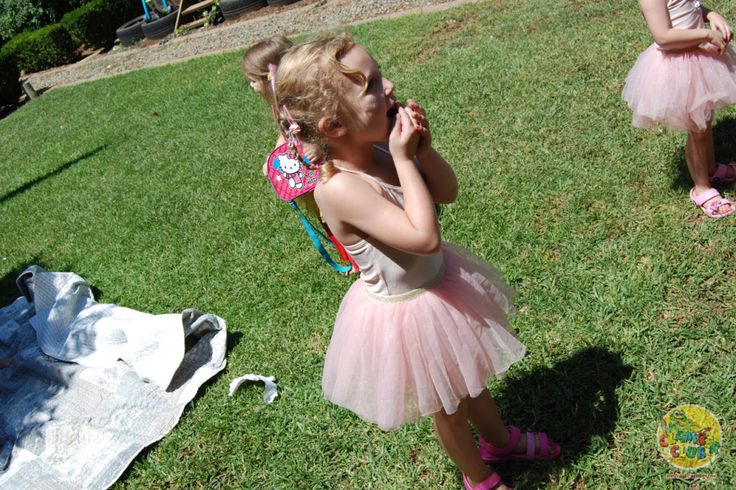 Birthday Party Games! Having some structured play at your child's birthday party is essential!