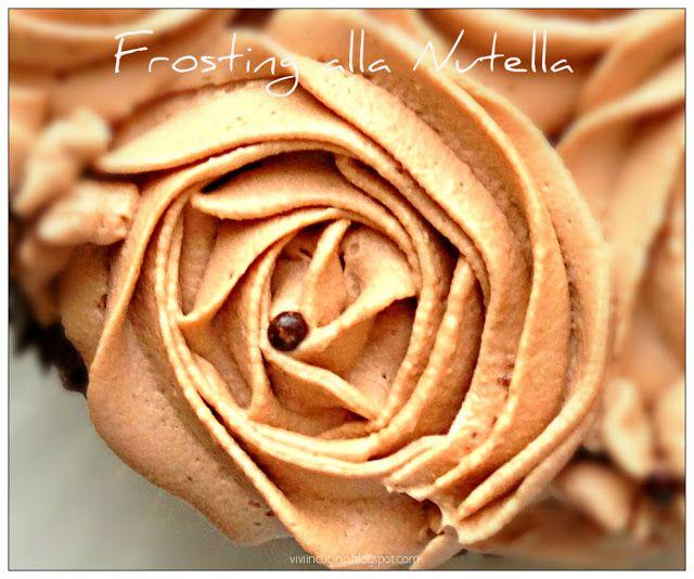 Frosting alla Nutella