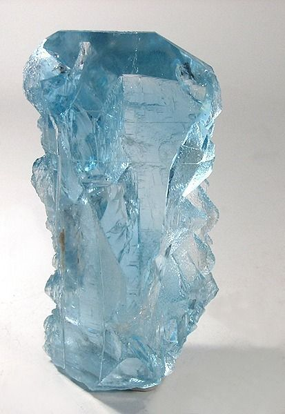 Blue Topaz Meaning | Topaz is the birthstone of December, and has become a symbol of love and affection. It also can help with writer's block.
