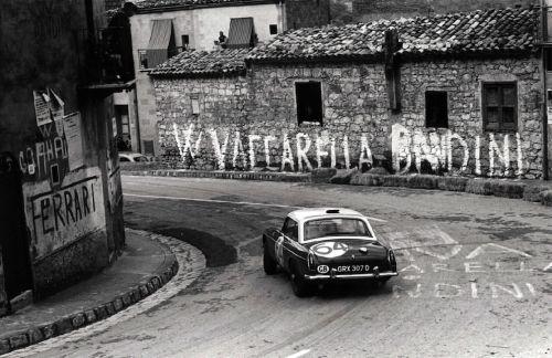 Mgb Targa Florio 1966 The Speed Merchants Pinterest