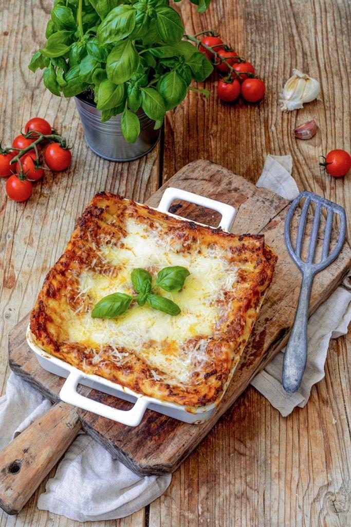 44577a89870e45455858dd323e0954ca - Lasagne Bolognese Rezepte