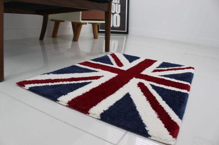 JURO unique & classic Floor Mats  Union Jack Mats #JURO