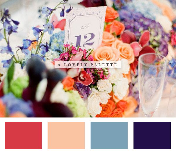 August Wedding: 25+ Best Ideas About August Wedding Colors On Pinterest