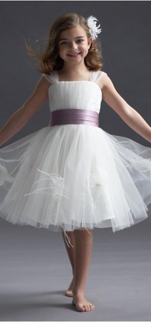 possible flower girl dress for the little wedding
