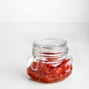 Pojemnik Glass Jar Lid, 500 ml
