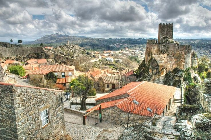 Sortelha – Sabugal, Guarda (Portugal).