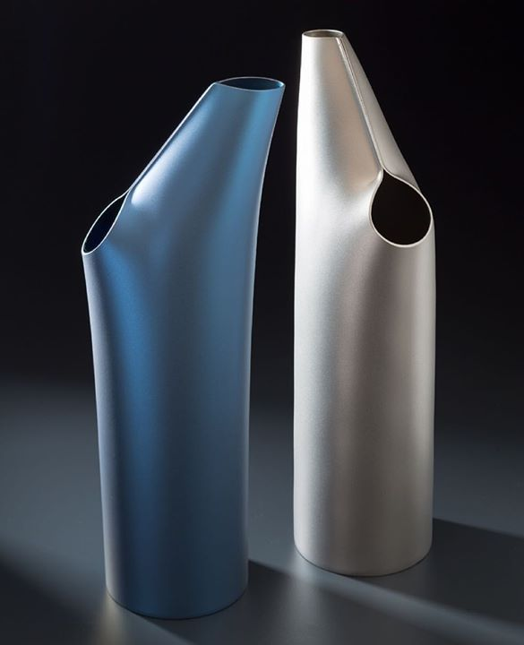 JUST LANDED // Seriously slick Titanium Pitchers by FiNK (Australia). A stunning gift for the suave entertainer crafted to last for years to come. In-store now. #theobjectroom #ponsonby #fink #finkdesign #titanium #pitcher #greatdesign