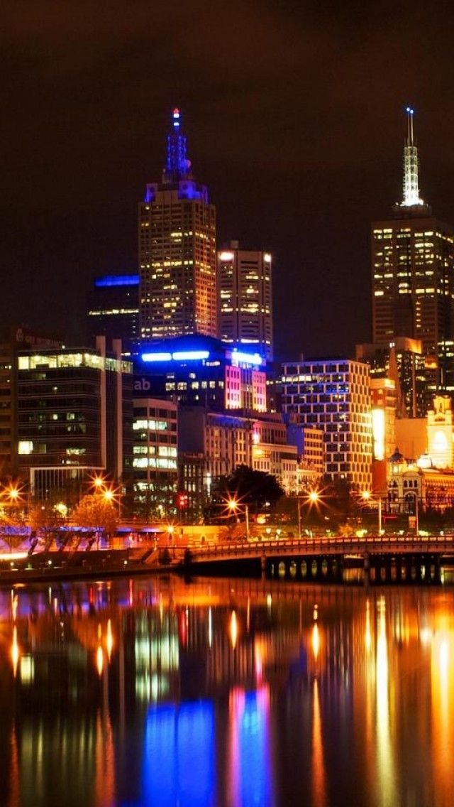 Melbourne, Australia - @Jenn L Garmon  when are we going? I mean, for real. Free place to stay!!!