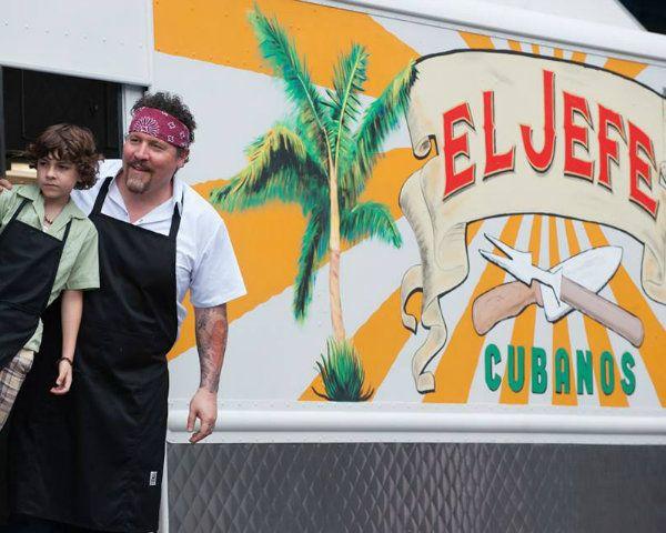 Jon Favreau Talks  'Chef', Roy Choi, Film-making, and More