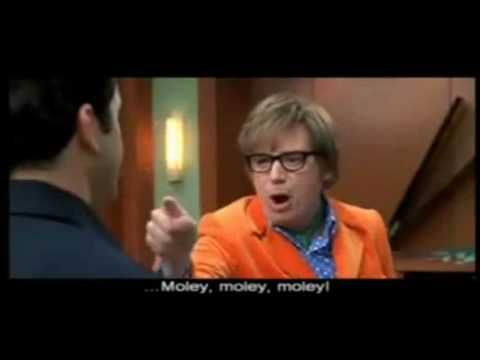 Austin Powers Goldmember Bloopers MOLE