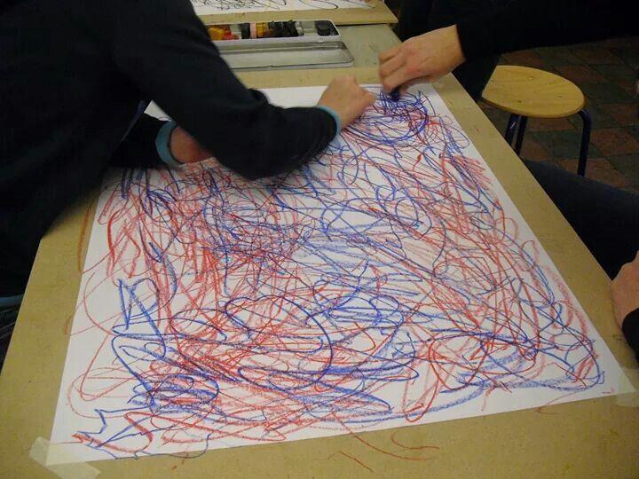 Ruzie maken op papier