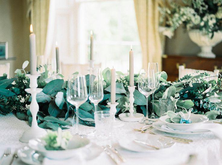 Wedding Styling| Lily & Sage | Luxury Wedding Planning & Styling | Photography - Katie Julia | Flowers - Westwood Design | Cutlery - Vintage Gold China.