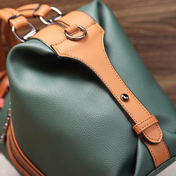 78726d433bc6 Hot-sale designer Women Soft Casual Crossbody Bag Large Capacity Boston  Handbag Online - NewChic