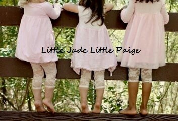 Little Jade Little Paige.  The Handmade boutique for babies & kids.