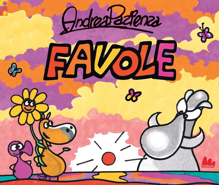 """""""Favole"""", Andrea Pazienza  www.galluccieditore.com/460.htm"""