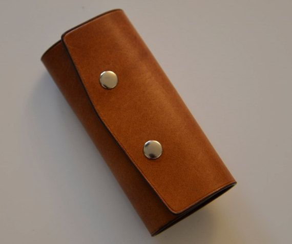 Check out this item in my Etsy shop https://www.etsy.com/listing/541417803/vegetable-tanned-calf-leather-key