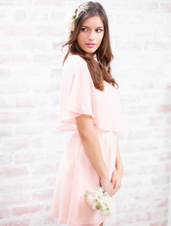 Lauren Conrad bridesmaid dresses | 100 Layer Cake