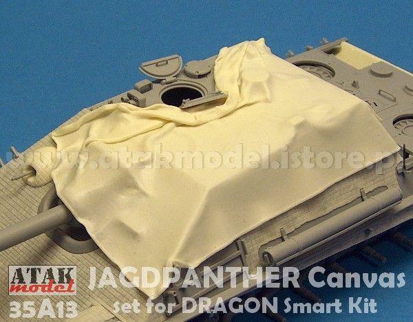35A13 JAGDPANTHER Canvas set for DRAGON Smart Kit